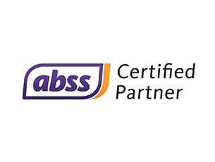 abss certified partner logo for accounting software