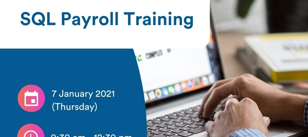 payroll training for sql accounting software