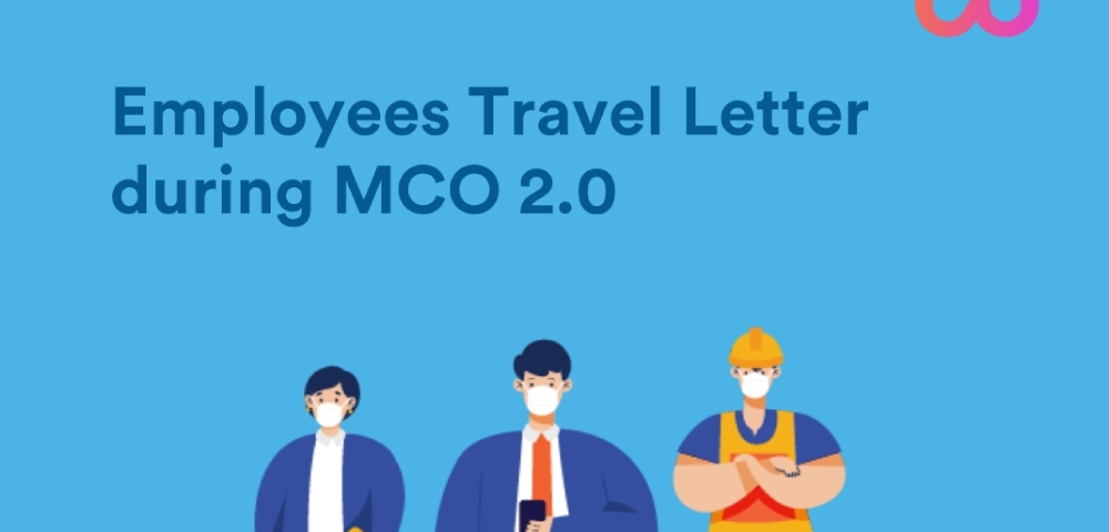 sql software - ways to print travel letter during MCO 2.0