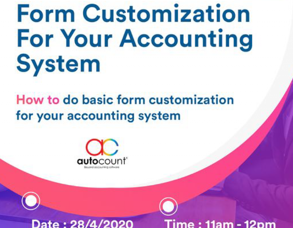 form cover for myconsult autocount accounting service
